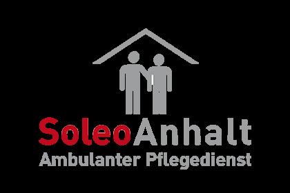 Logo: Soleo Anhalt – Ambulanter Pflegedienst